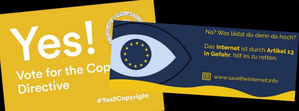 Urheberrechtsdirektive Artikel 13